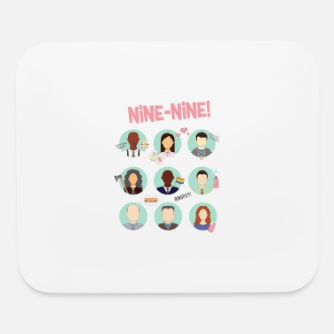 Brooklyn Brooklyn Nine Nine Squad - Mouse Pad