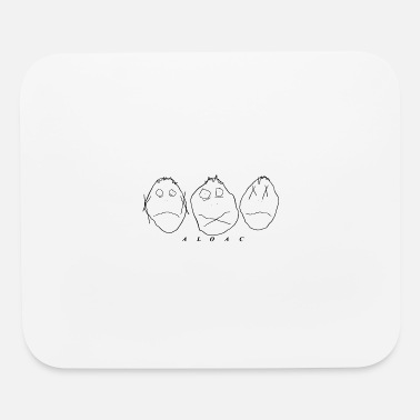 Evil NO EVIL - Mouse Pad