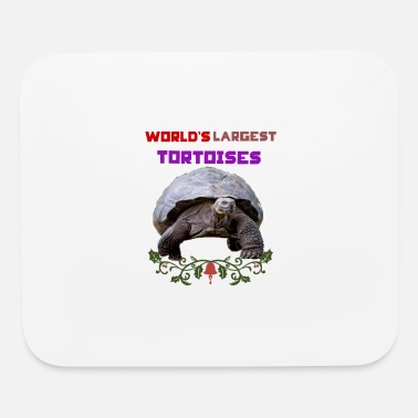 Schland World,s largest tortoises - Mouse Pad