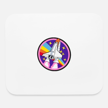 Shuttle Space Shuttle - Mouse Pad
