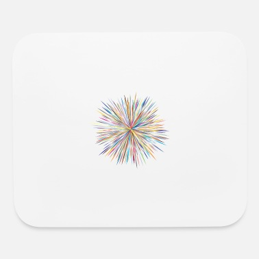 Explosion explosion - Mouse Pad