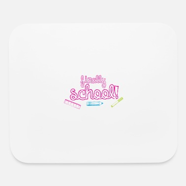 School Beginner First Grade, First Graders, School Beginner - Mouse Pad