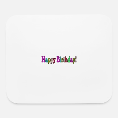 Bday HAPPY BDAY - Mouse Pad