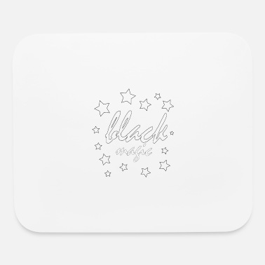 Black Magic black magic - Mouse Pad