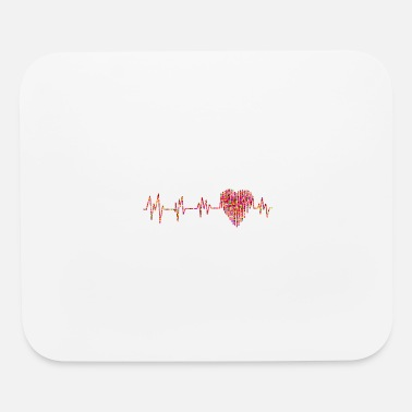 Heart - Mouse Pad