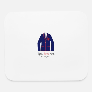 Love You Love The Blazer - Mouse Pad