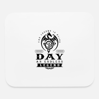 Day DAY - Mouse Pad