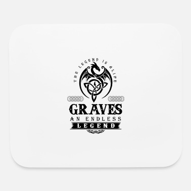 Grave GRAVES - Mouse Pad