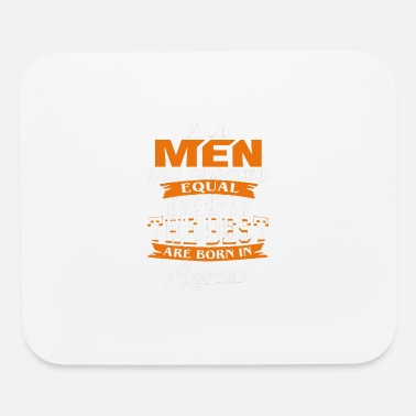 All The Best All men the best are born in August - Mouse Pad