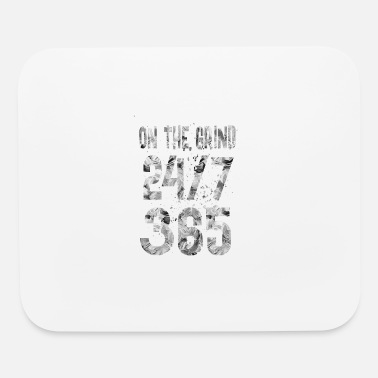 Grind On the grind - Mouse Pad