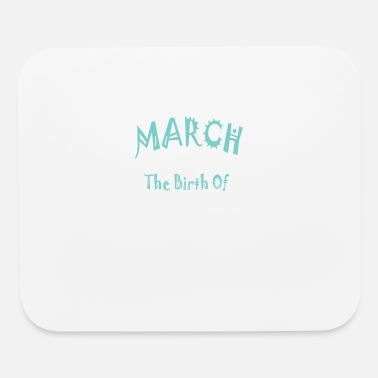 March 1969 March 1969 The Birth Of Legends - Mouse Pad