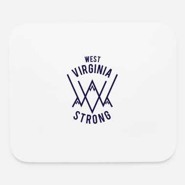 west virginia - Mouse Pad