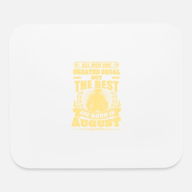 Born In born in august - Mouse Pad