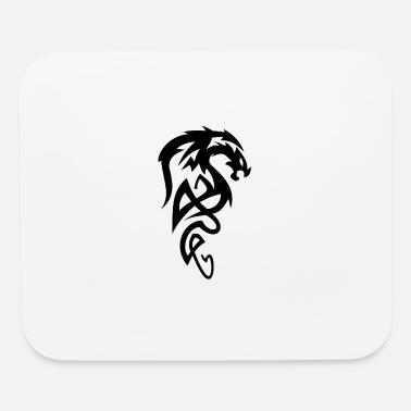 Tribal Shirt Tattoo - Mouse Pad