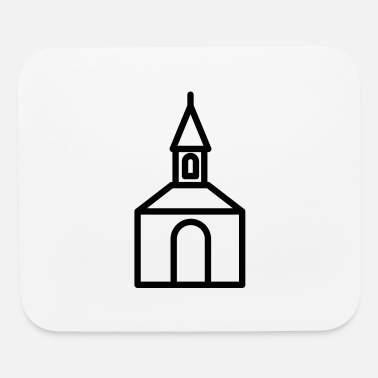 Church Church - Mouse Pad