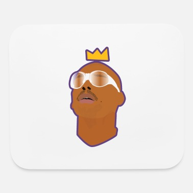 Goggles king goggles - Mouse Pad