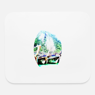 Islands island - Mouse Pad