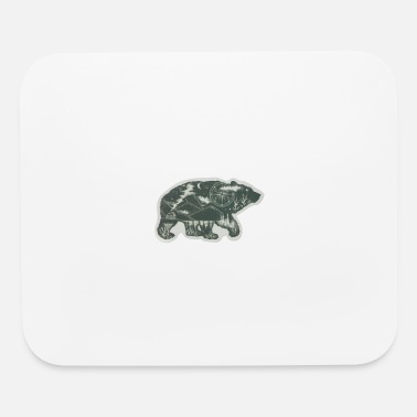 Forest Bear - Mouse Pad