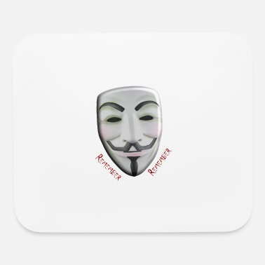 Guy Fawkes Guy Fawkes - Mouse Pad