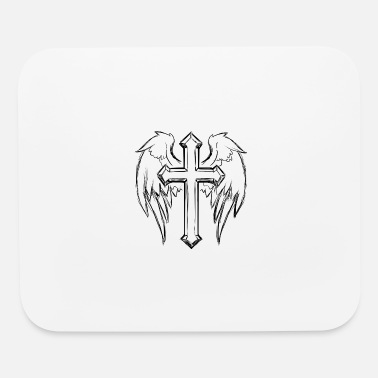 Catholic catholic - Mouse Pad
