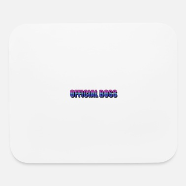 Official OFFICIAL BOSS - Mouse Pad