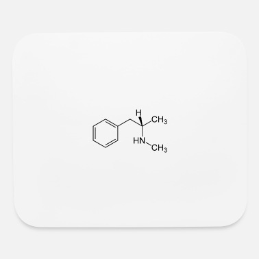 Methamphetamin Methamphetamine - Mouse Pad