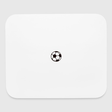 Football Soccer ball - Mouse pad Horizontal