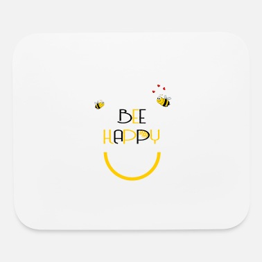 Bee Bee Happy Bees - Mouse Pad