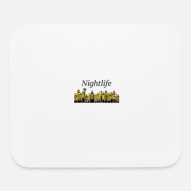 Nightlife - Mouse Pad