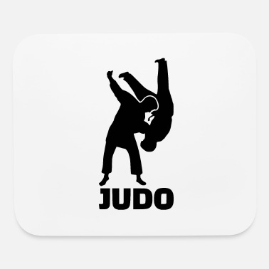 Throw judo throw - Mouse Pad