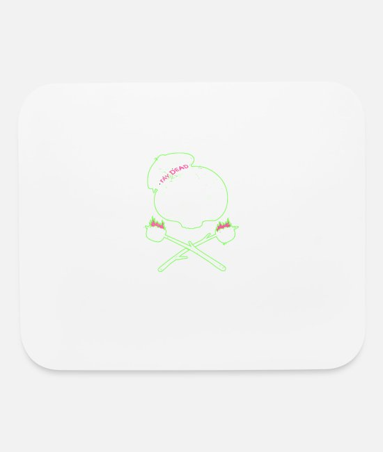Game Mouse Pads - JOKE BUZZERS - Mouse Pad white
