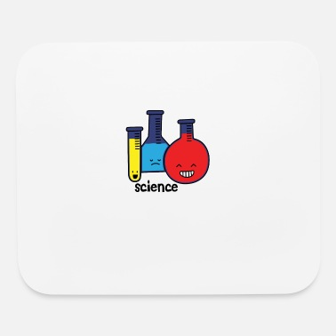 Test Tube Test Tubes - Mouse Pad