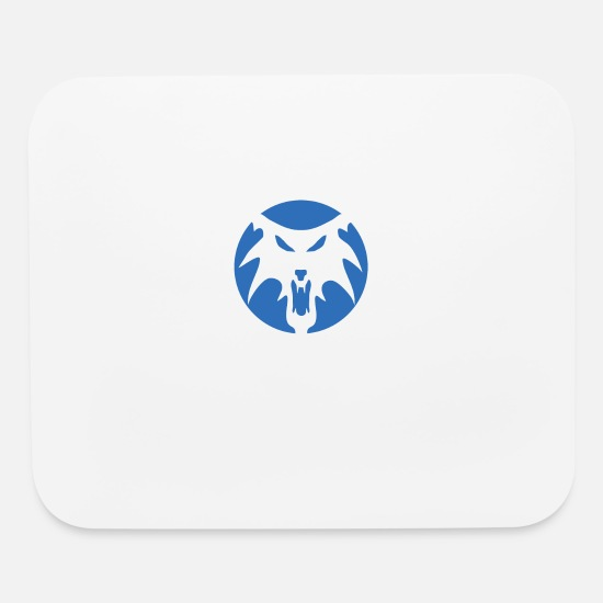 Geek Mouse Pads - Frostwolf Clan - Mouse Pad white