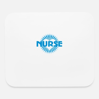 My I Love My Nurse Wife - Mouse Pad