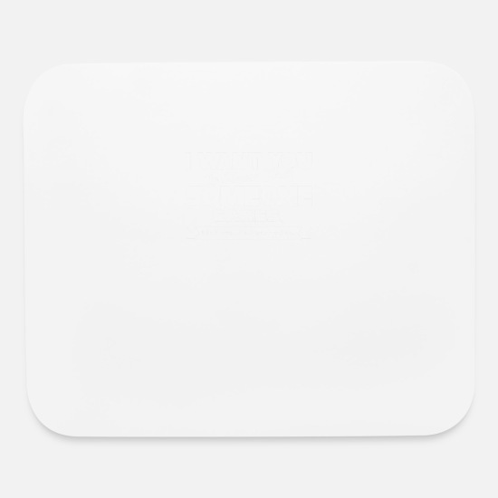 Awesome Mouse Pads - Someone Cares - Mouse Pad white