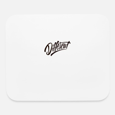 Different DIFFERENT - Mouse Pad