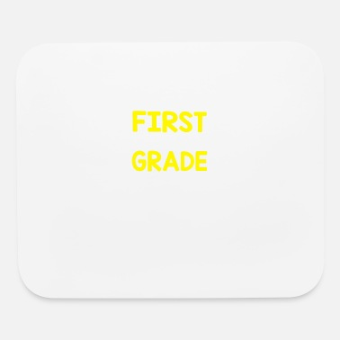 First Grade FIRST GRADE - Mouse Pad