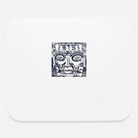 Metal Mouse Pads - RJ278 Best Trending - Mouse Pad white