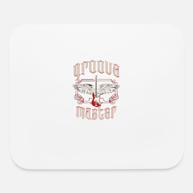 Groove Groove Master Bass - Mouse Pad