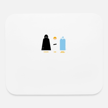 Father Son Father Son Holy Spirit - Mouse Pad