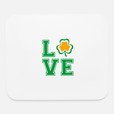 Saint Patrick Love Saint Patrick Day - Mouse Pad