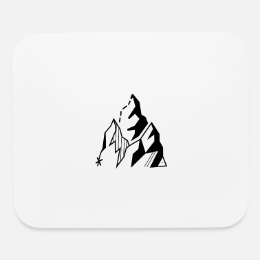 Mountain Sports Mountains Hiking Sport - Mouse Pad