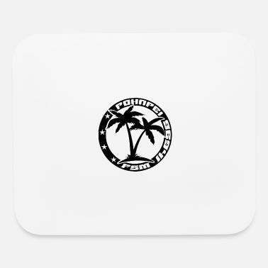 Pohnpei 96941 - Mouse Pad