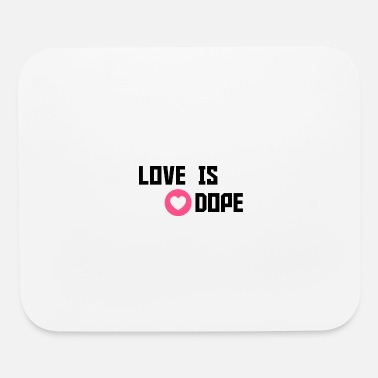 Cuore love is dope - Mouse Pad