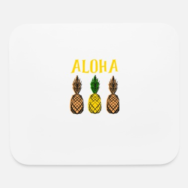 Hawaii Party ALOHA - Mouse Pad