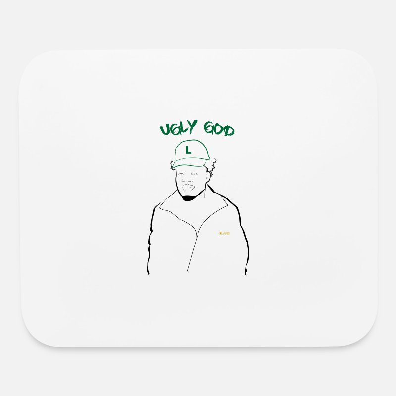 Ugly God Full Mouse Pad Spreadshirt