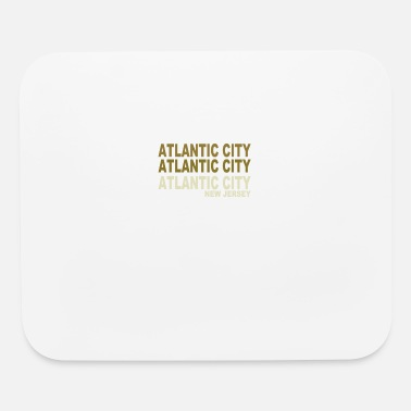 Atlantic Atlantic City - Mouse Pad