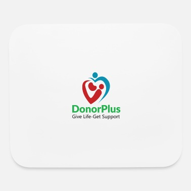 Donorplus DonorPlus - supporting living kidney donors - Mouse Pad