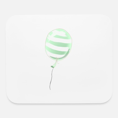 Balloon balloon , flying balloon - Mouse Pad