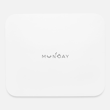 Monday monday - Mouse Pad